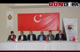 Devrek TSO'dan Barış Pınarı' harekatına tam destek