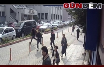 Gazeteciye silahlı saldırı davası başladı...