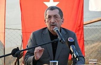 """Başkan Vergili, """"Karabük 4 yıl içerisinde emsalsiz bir vilayet olacaktır"""""""
