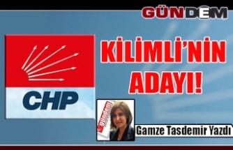 KİLİMLİ'NİN ADAYI!