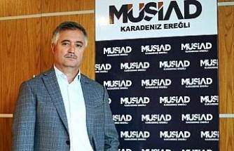 """Başkan Çınar: """"Vergi kanun teklifinde ki bazı maddeler yeniden değerlendirilmeli"""""""