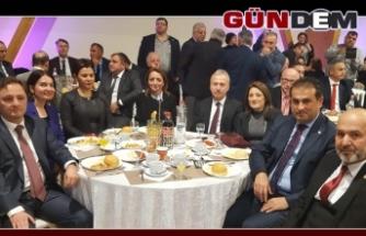 Zonguldaklılar gecesine katıldılar