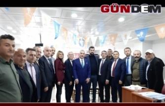 AK Parti Çaycuma'da delege seçimlerini tamamladı