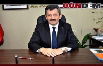 Başkan Tosun'dan istifa açıklaması...