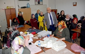 """""""EREĞLİ'Yİ SİMGELEYEN HEDİYELİK SATIŞ NOKTASI AÇACAĞIZ"""""""