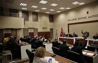 Meclis'te 12 madde görüşüldü