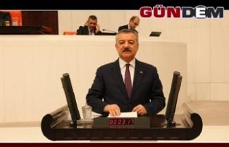 Türkmen'den yatırım bütçesi açıklaması
