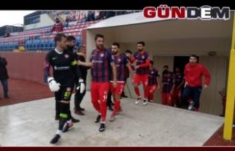 Zonguldakspor Afyon'dan 1 puan alabildi