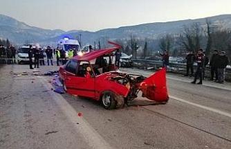 İki kişinin ölümüne sebep olan sürücü tutuklandı