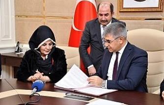 Safranbolu Huzurevi protokolü imzalandı