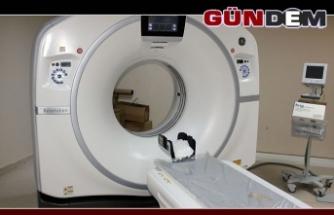 Tomografi cihazı müjdesi!..