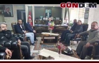 Yeniden Refah Partisi, protokol ziyaretlerine başladı