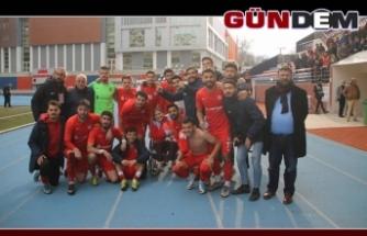 Zonguldakspor'da gözler playoff'a çevrildi