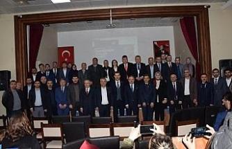 AK Parti Yenice 7.Olağan ilçe kongresi gerçekleştirildi