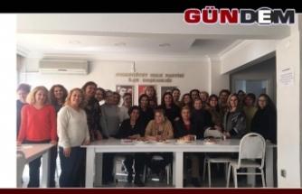 İL KONGRESİ İCİN BİRARAYA GELDİLER...