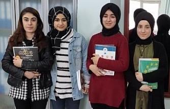 Karabük Belediyesi'nden, Mardin'deki öğrencilere kitap yardımı