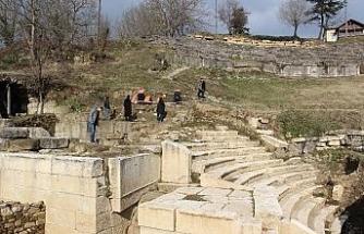 Batı Karadeniz'in Efes'i gün yüzüne çıkıyor