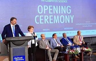 Rektör Polat Siber Güvenlik Konferansı'na katıldı