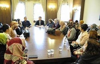 """Safranbolu'da """"psikososyal destek"""" toplantısı"""