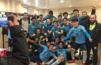 U-19 Liginin şampiyonu Devrek Belediyespor oldu