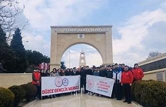 Üniversiteli Geçler Çanakkale'de