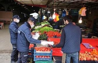 Akçakoca Belediyesinden üst seviye korona virüs önlemi