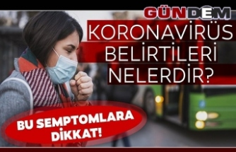 Hacettepe Üniversitesi hazırladı: Gün gün koronavirüs belirtileri...