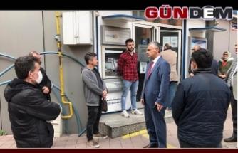 Vali Erdoğan Bektaş  sonunda dayanamadı