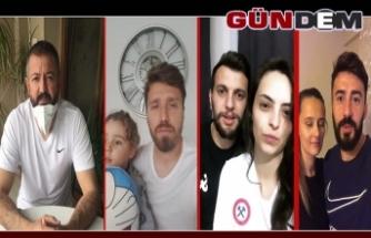 Zonguldakspor'dan 'evde kal' çağrısı...