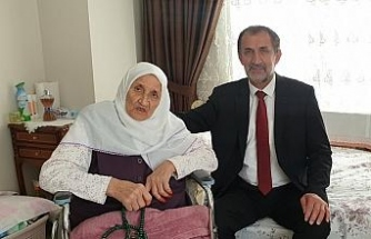 Kaynaşlı Belediye Başkanı Şahin'in acı günü