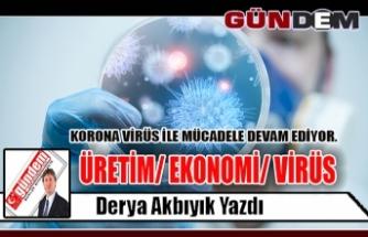 ÜRETİM/ EKONOMİ/ VİRÜS