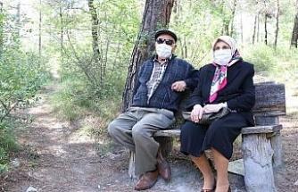 65 yaş üstü vatandaşların buruk bayram izni