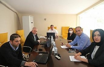 Düzce TSO meclis toplantısı gerçekleştirildi