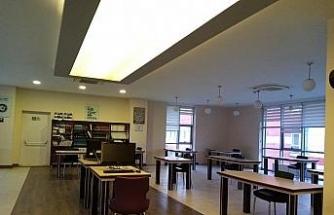 Halk kütüphanesi yeni sürece hazır