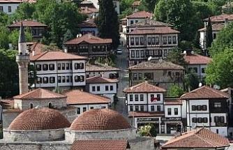 """""""Osmanlı'nın parmak izi"""" Safranbolu'da en sakin bayram"""