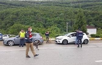 STK'lardan yol kontrolüne destek