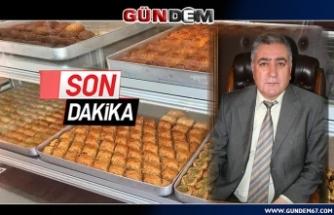 Terzioğlu, tatlılar için uyarıda bulundu