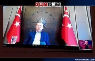 Yılmaz, Cumhurbaşkanı Erdoğan ile bayramlaştı