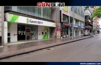 Zonguldak'ta bariyerler kaldırıldı