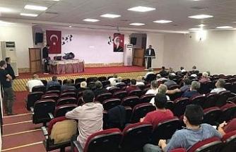 Akçakoca Köylere Hizmet Götürme Birliği genel kurulu yapıldı