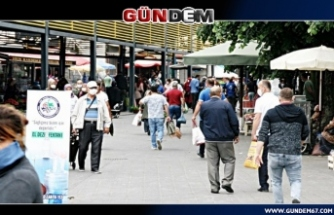 Ereğli'de pazar yerleri eski düzene döndü