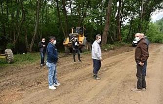 Karabük'te asfalt sezonu hazırlıkları sürüyor
