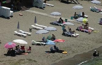 Karadeniz sahillerinde korona önlemleri