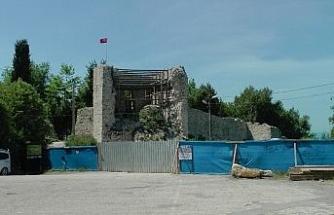 UNESCO envanterindeki Ceneviz Kalesi turizme açılıyor