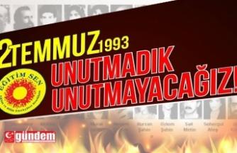 """EĞİTİM SEN: """"MADIMAK NE İLK NE DE SONDUR"""""""