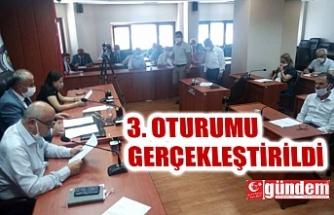 İL GENEL MECLİSİ 3. KEZ TOPLANDI