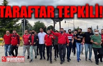 TARAFTAR TFF'YE TEPKİLİ...