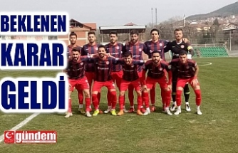TFF'DEN BEKLENEN KARAR GELDİ