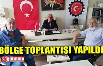 TÜM EMEK-DER ŞUBE TOPLANTISI GERÇEKLEŞTİRİLDİ
