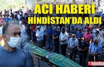 ACI HABERİ HİNDİSTAN'DA ALDI